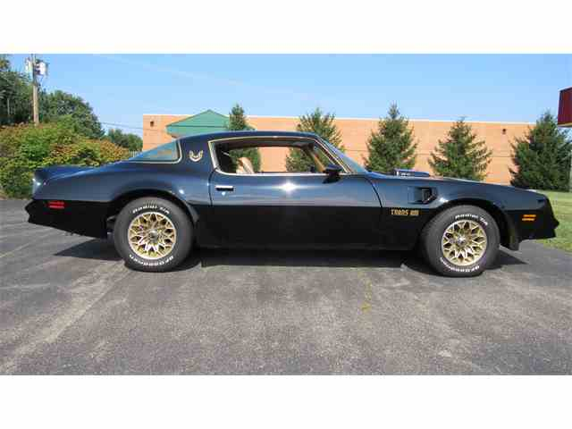 1977 Pontiac Firebird Trans Am | 1009341