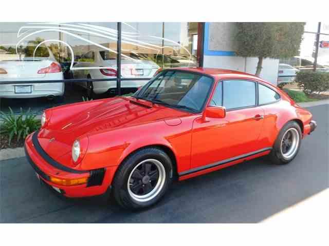 1985 Porsche 911 Carrera | 1009352