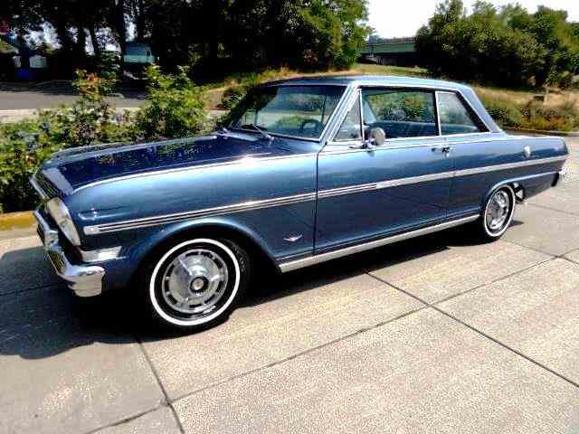 1963 Chevrolet Nova II SS | 1009366