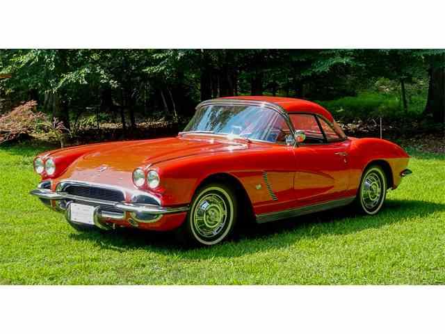 1962 Chevrolet Corvette | 1009367