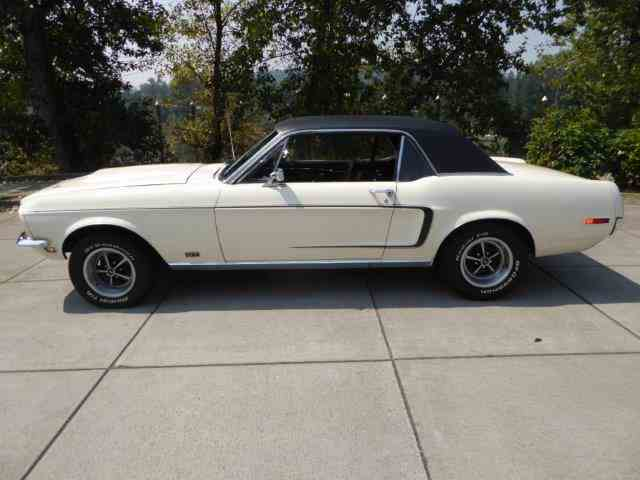 1968 Ford Mustang GT | 1009376
