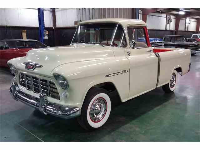 1955 Chevrolet Cameo   1009377
