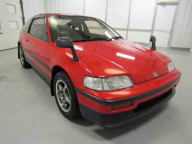 1987 Honda CRX | 1009381