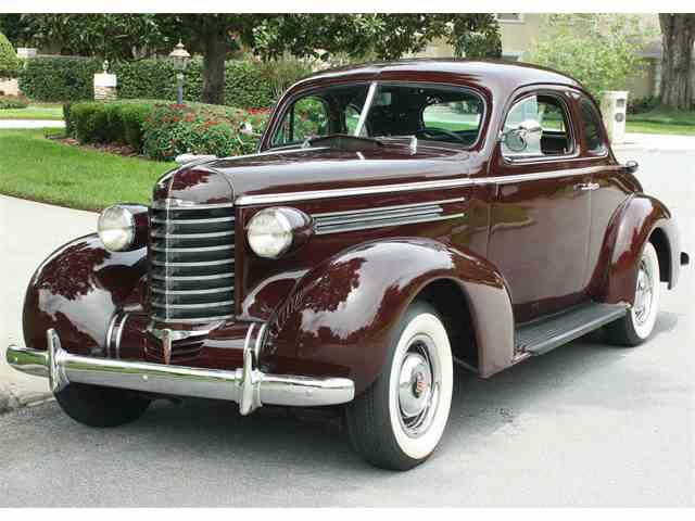 1937 Oldsmobile Club Coupe | 1009386