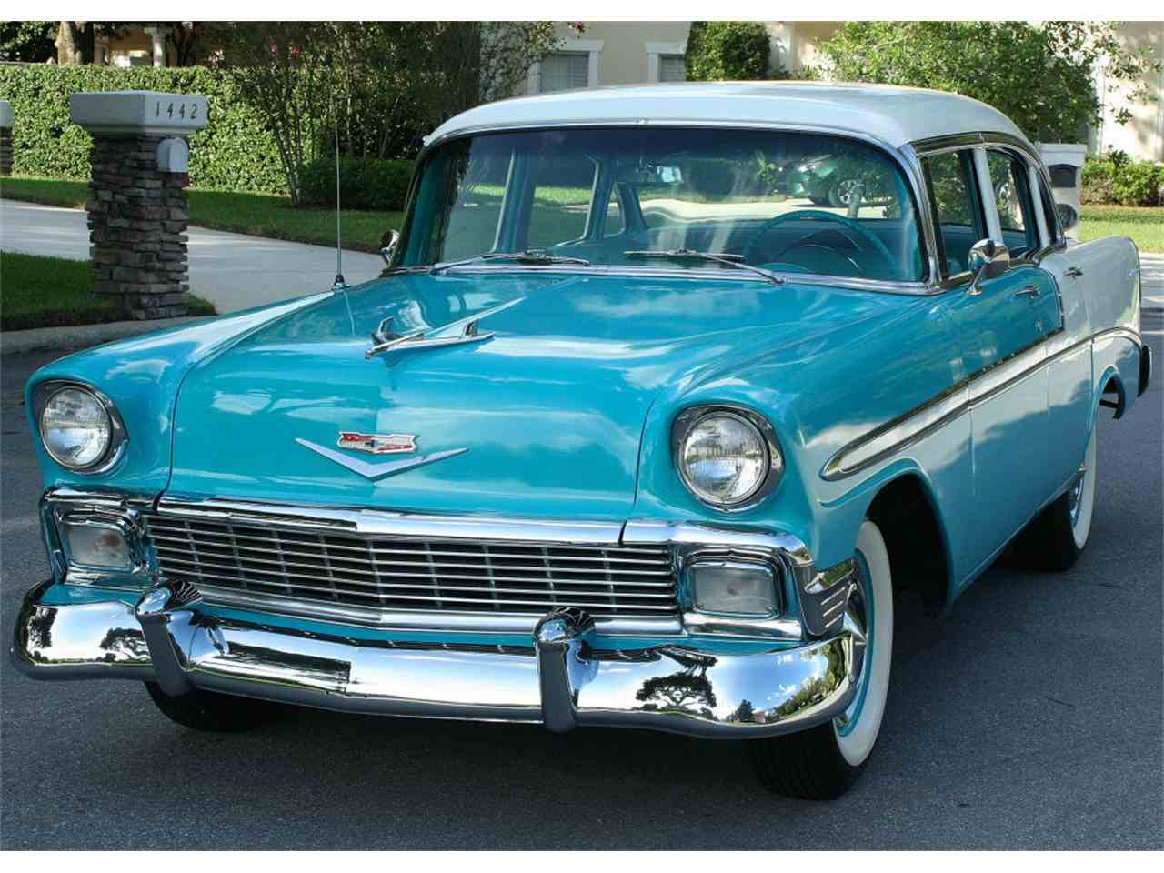 1956 chevrolet bel air 1009387