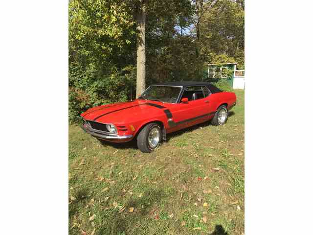 1970 Ford Mustang | 1009389