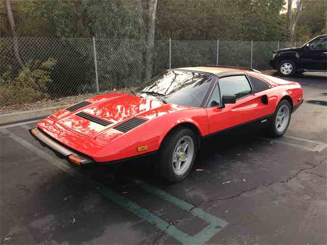 1983 Ferrari 308 GTS | 1009390