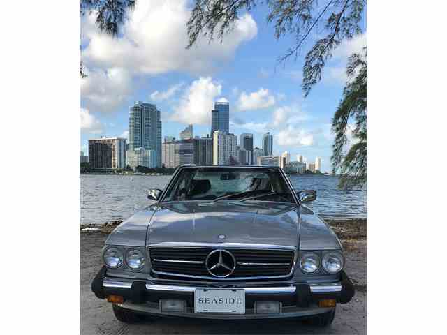 1988 Mercedes-Benz 560SL | 1009391