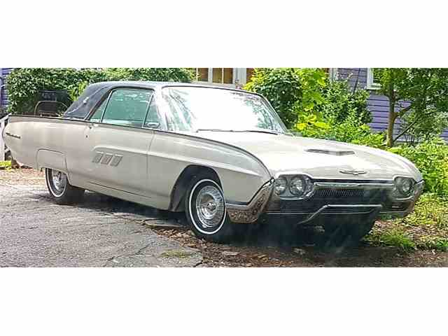 1963 Ford Thunderbird | 1009392