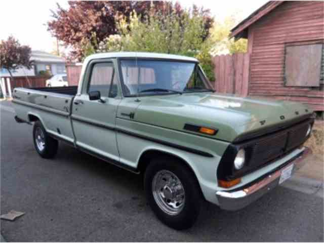 1971 Ford F250 | 1009395