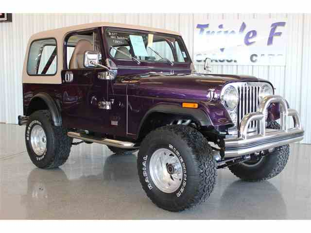 Picture of '80 CJ - LGBW