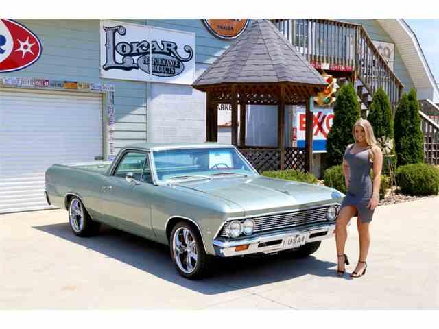 1966 Chevrolet El Camino | 1009406