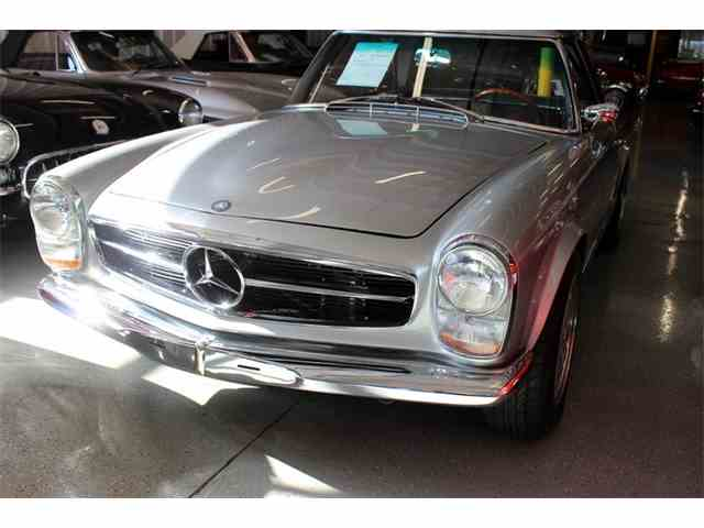1966 Mercedes-Benz 230SL | 1000941
