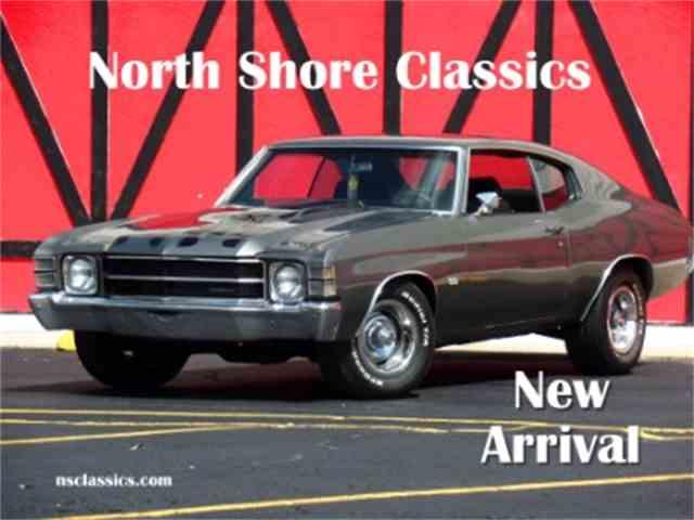 1971 Chevrolet Chevelle | 1009411