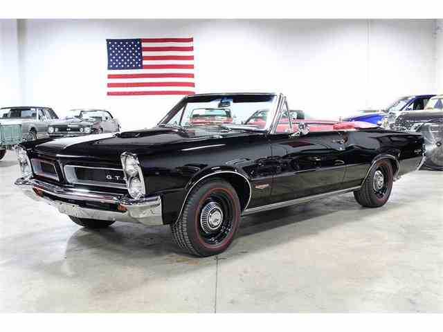 1965 Pontiac GTO   1009412