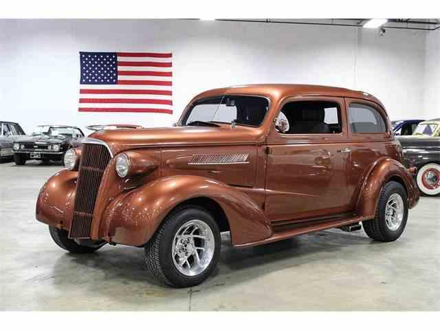 1937 Chevrolet Sedan | 1009416