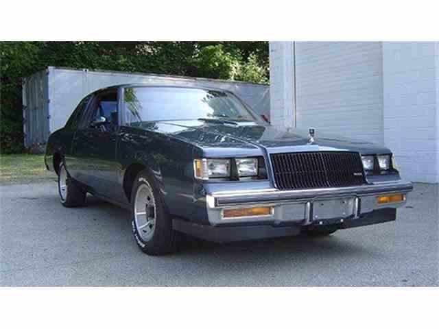1987 Buick Regal | 1009419