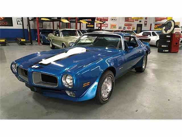 1971 Pontiac Firebird Trans Am 455 H.O. | 1009421