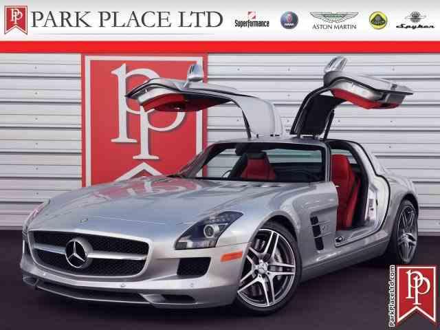 2012 Mercedes-Benz SLS AMG | 1009425