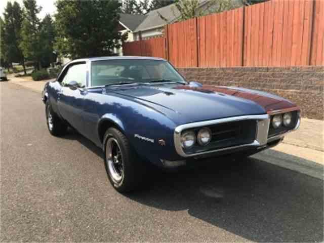1968 Pontiac Firebird | 1009426