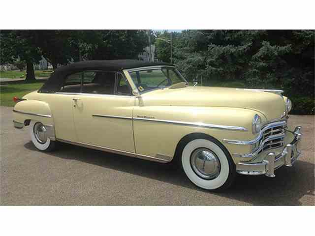1949 Chrysler New Yorker Convertible | 1009428