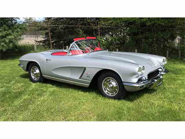 1962 Chevrolet Corvette 'Fuel-Injected' | 1009430