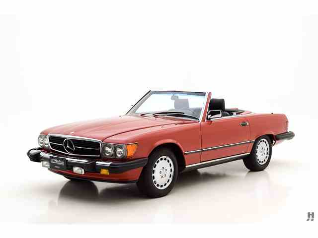 1987 Mercedes-Benz 560SL | 1009436