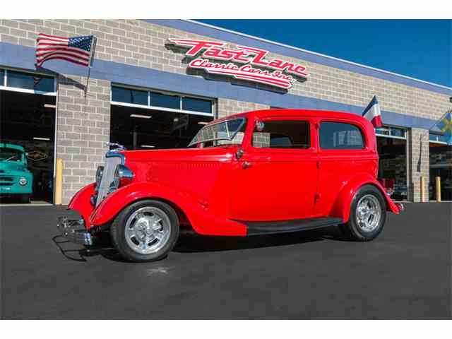 1934 Ford Tudor | 1009437