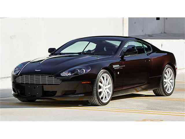 2005 Aston Martin DB9 | 1009442