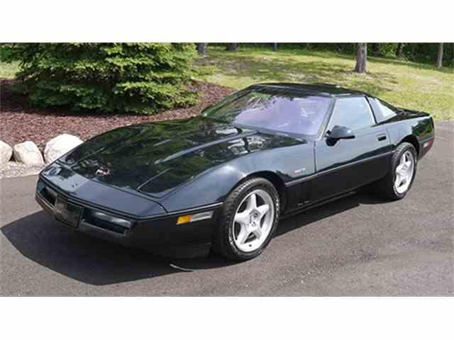 1990 Chevrolet Corvette ZR1   1009445