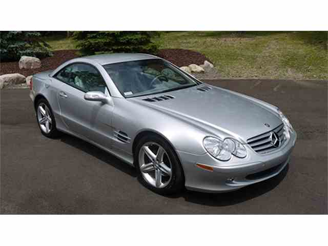 2004 Mercedes-Benz SL 500 Convertible | 1009449