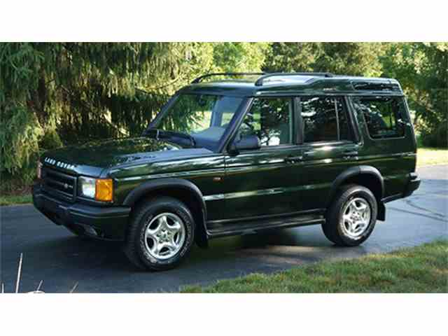 1999 Land Rover Discovery Series II | 1009454
