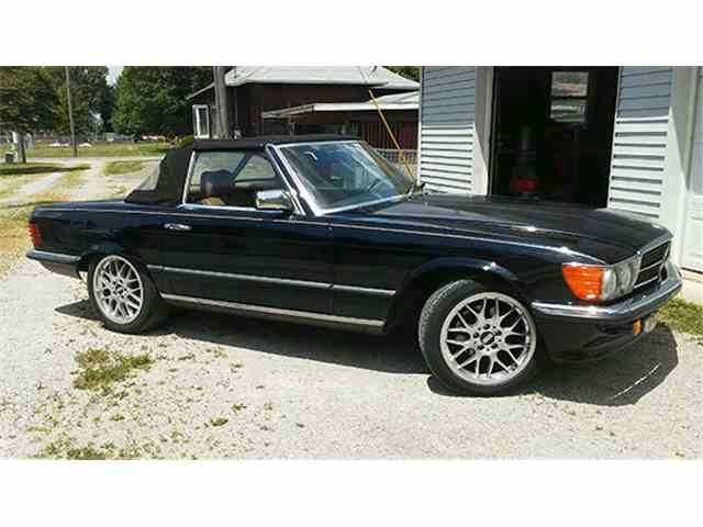 1985 Mercedes-Benz 300SL | 1009455