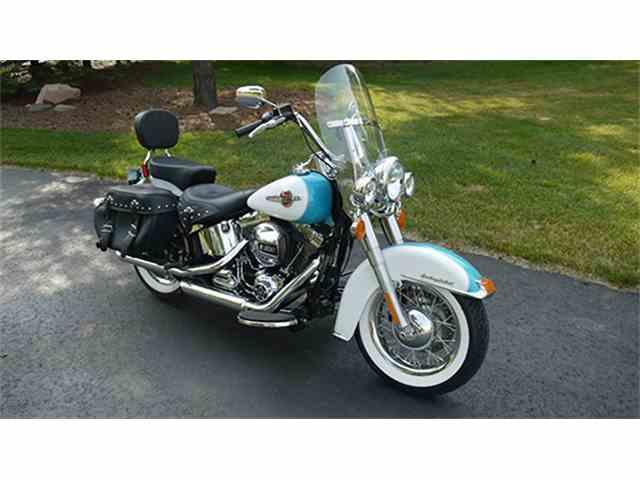 2016 Harley-Davidson Softail   1009461