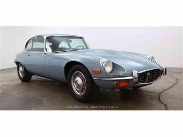 1972 Jaguar E-Type   1009466
