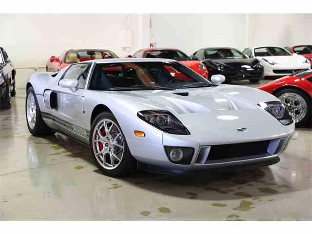 2005 Ford GT Stripe Delete 287 miles | 1009472