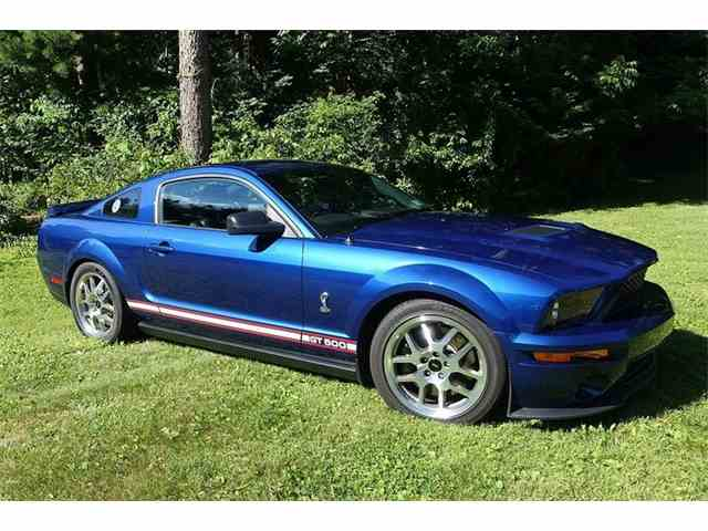 2007 Ford Shelby GT-500 | 1009475