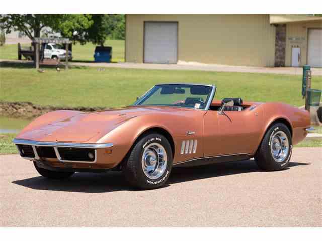 1969 Chevrolet Corvette | 1009477