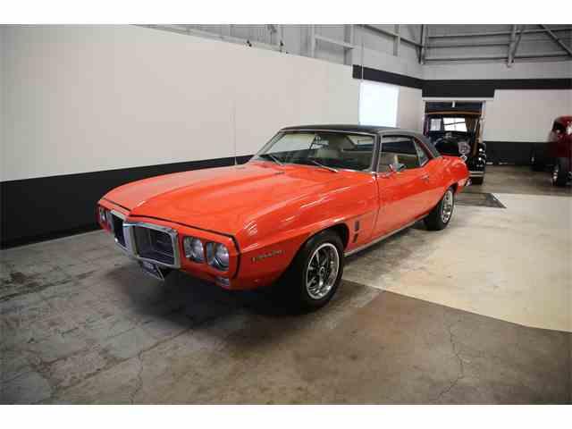 1969 Pontiac Firebird | 1000949