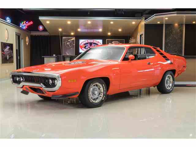1971 Plymouth Road Runner | 1009491