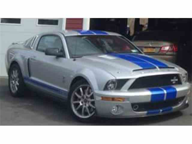 2008 Shelby GT500 | 1009492