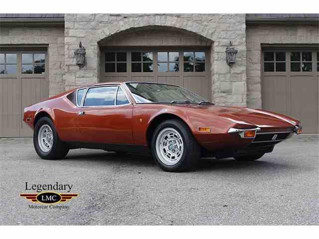 1972 De Tomaso Pantera | 1009493