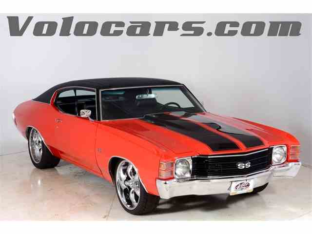 1971 Chevrolet Chevelle SS Pro Touring | 1009502