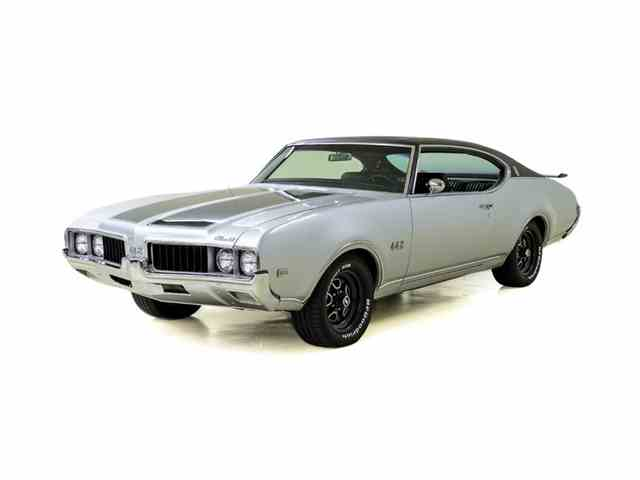 1969 Oldsmobile Cutlass Supreme | 1009506