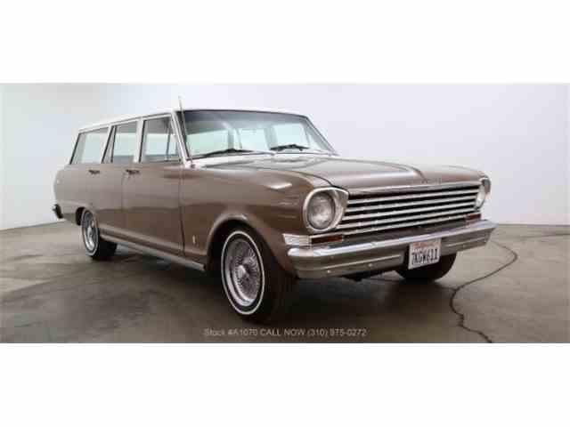 1963 Chevrolet Nova | 1009507