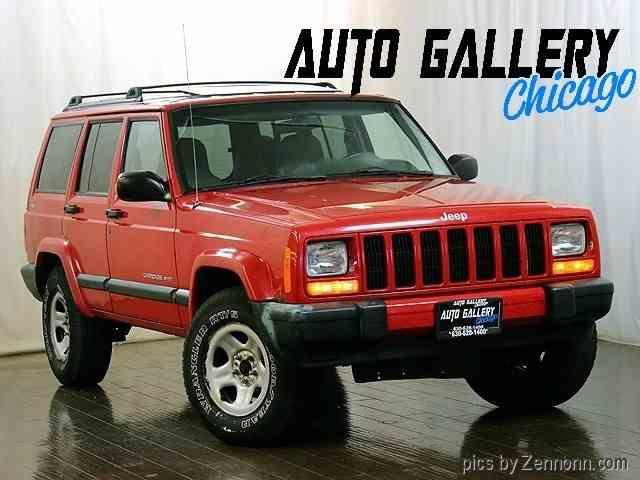 2000 Jeep Cherokee | 1009509