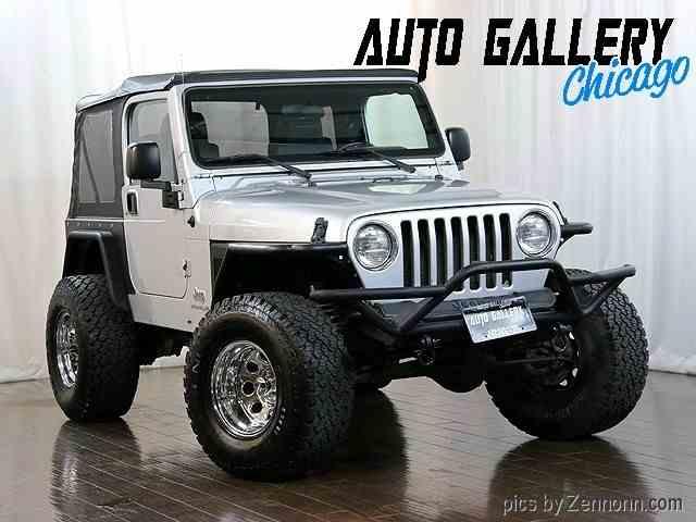 2005 Jeep Wrangler | 1009510