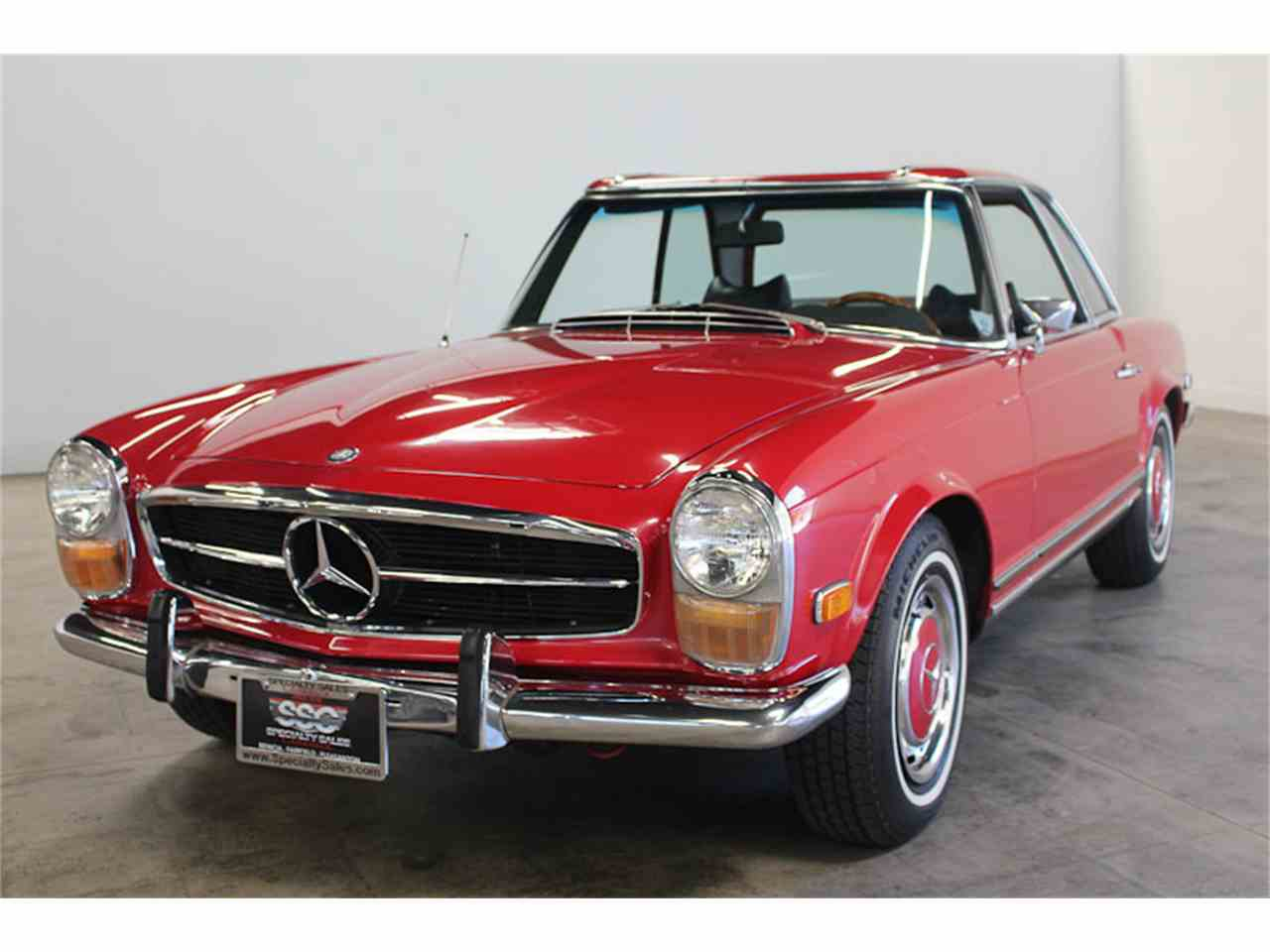 1970 Mercedes Benz 280sl For Sale Cc