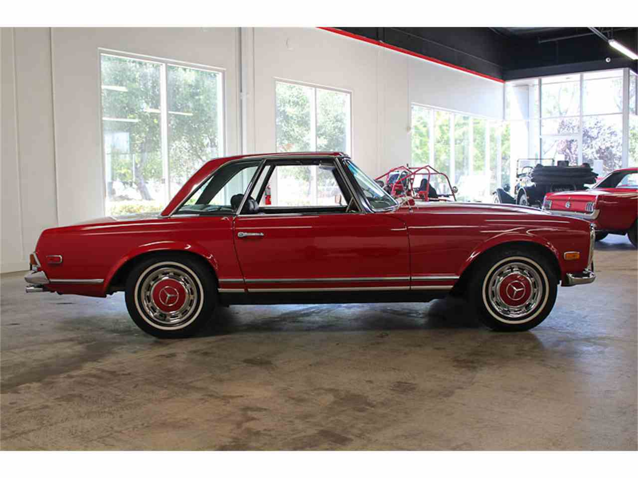 1970 mercedes benz 280sl for sale cc for Fairfield mercedes benz service