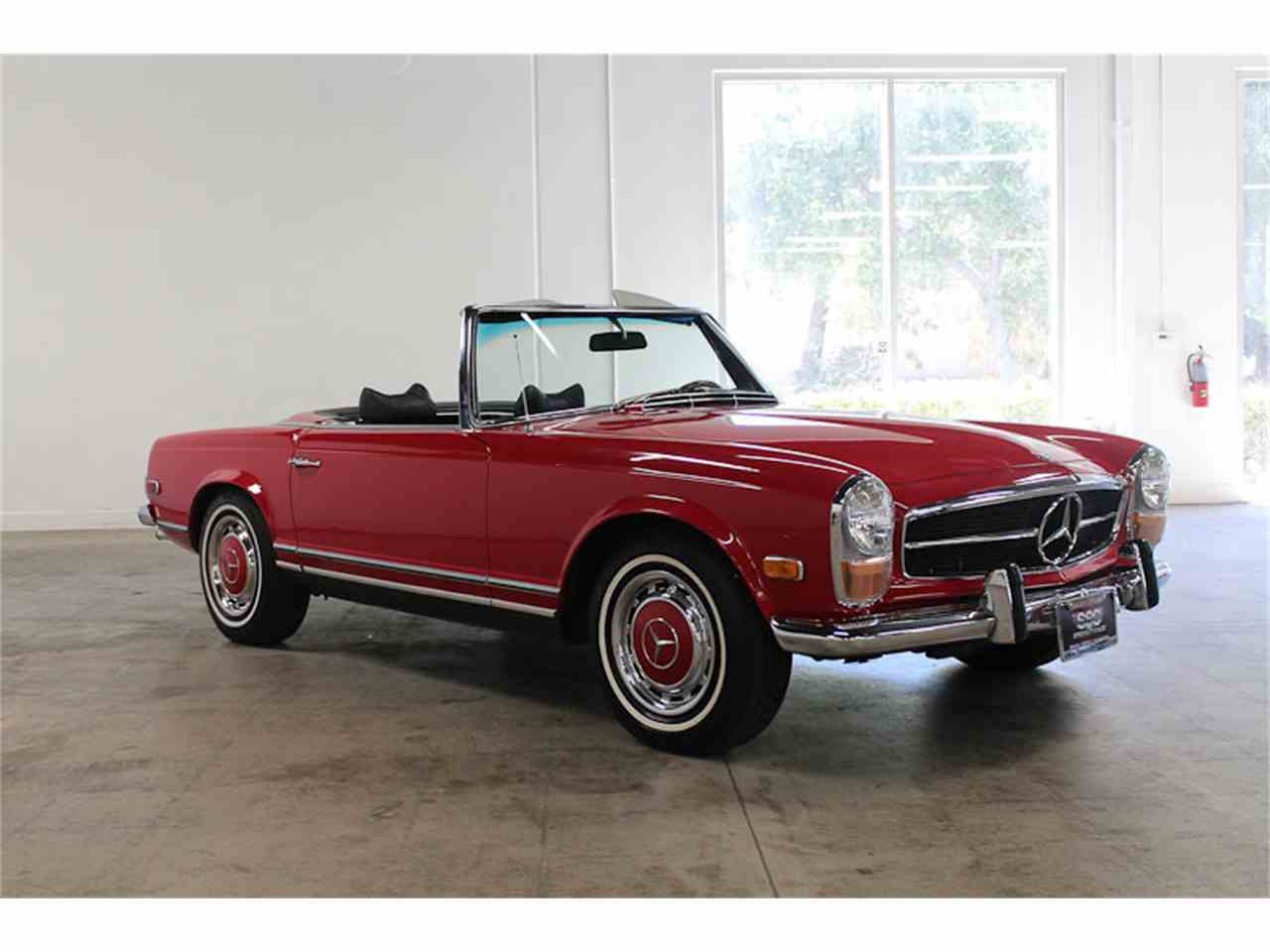 1970 mercedes benz 280sl for sale cc for Mercedes benz of fairfield california